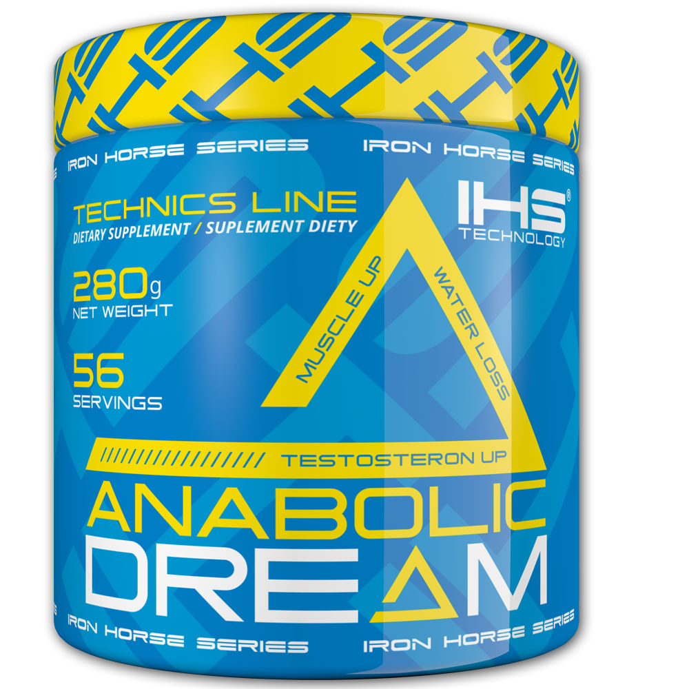 IRON HORSE SERIES ANABOLIC DREAM