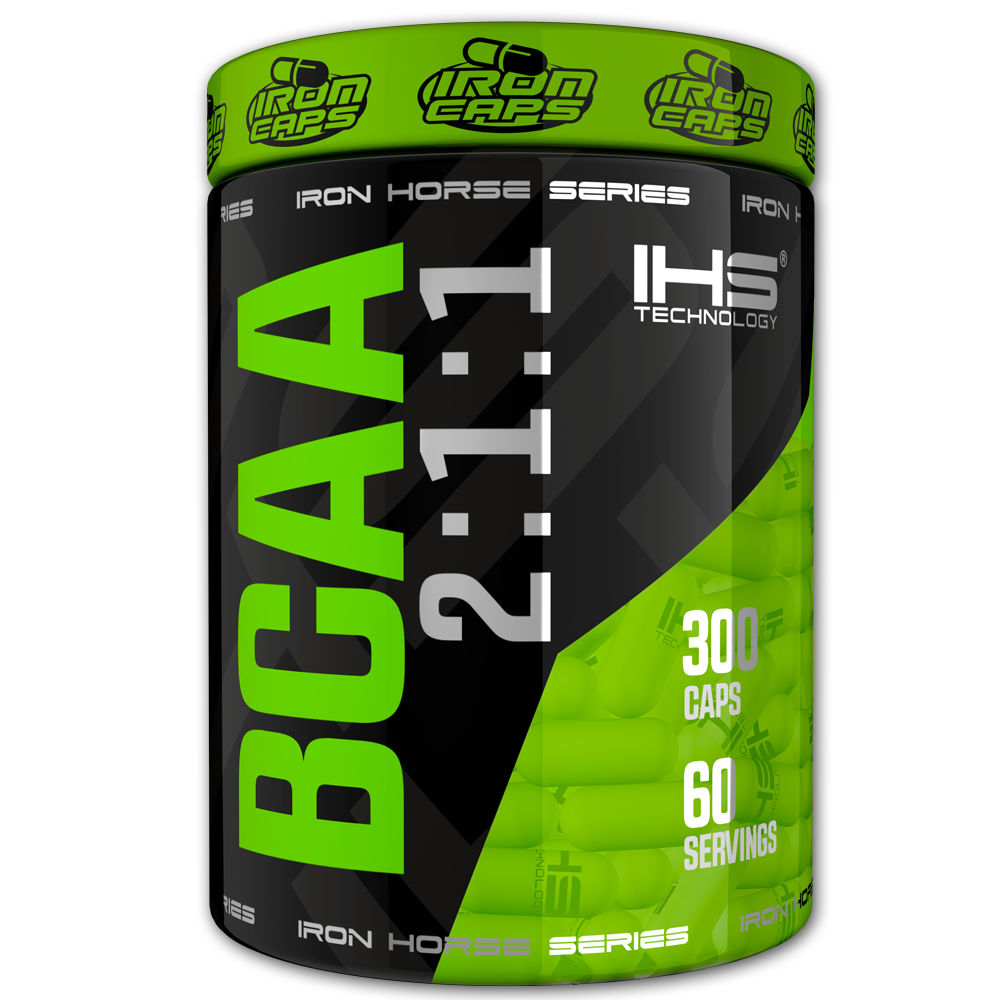IRON HORSE SERIES BCAA 211