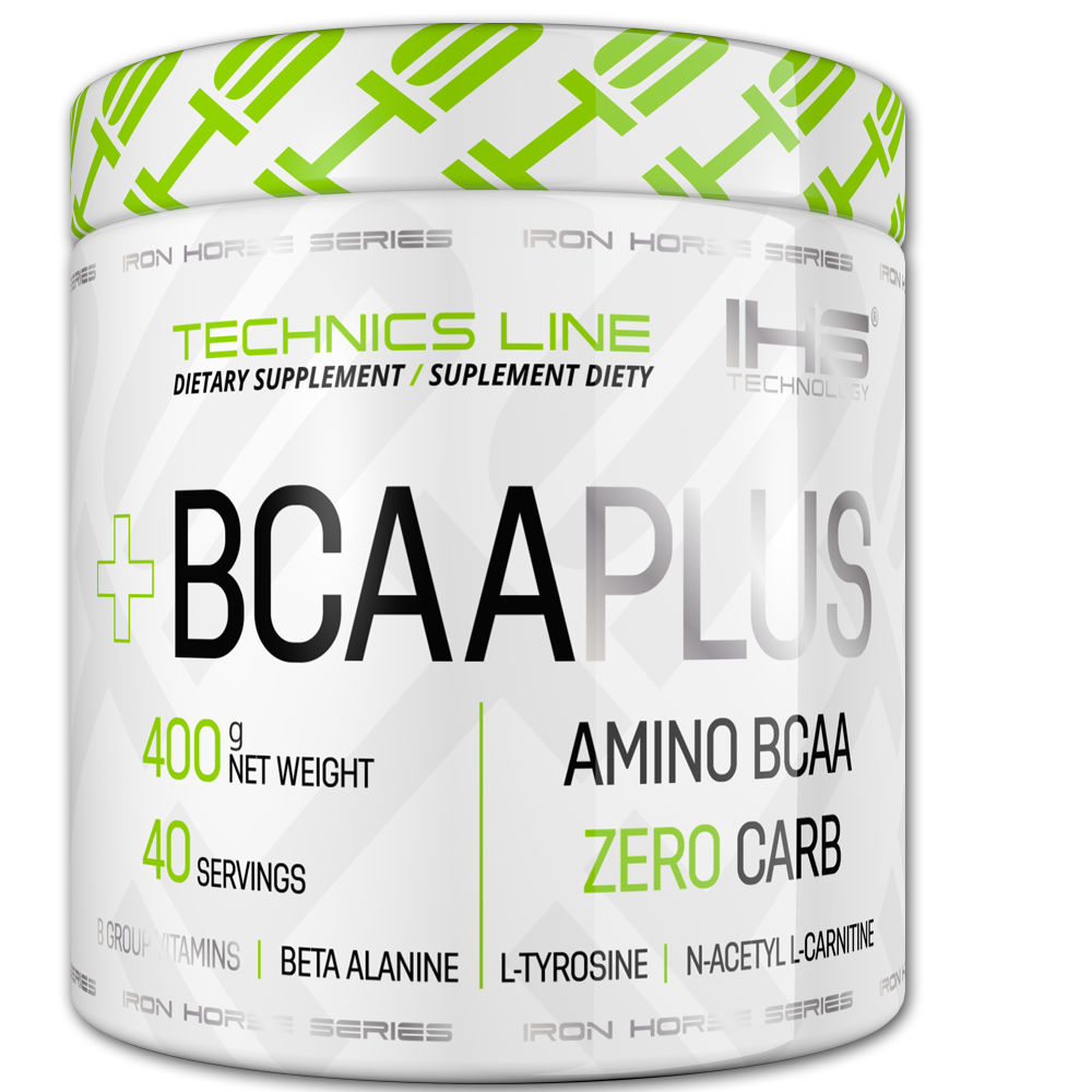 IRON HORSE SERIES BCAA PLUS