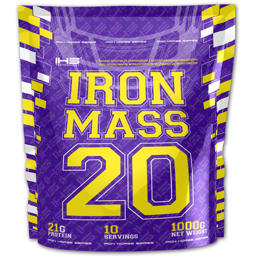 IRON HORSE SERIES IRON MASS 1000g