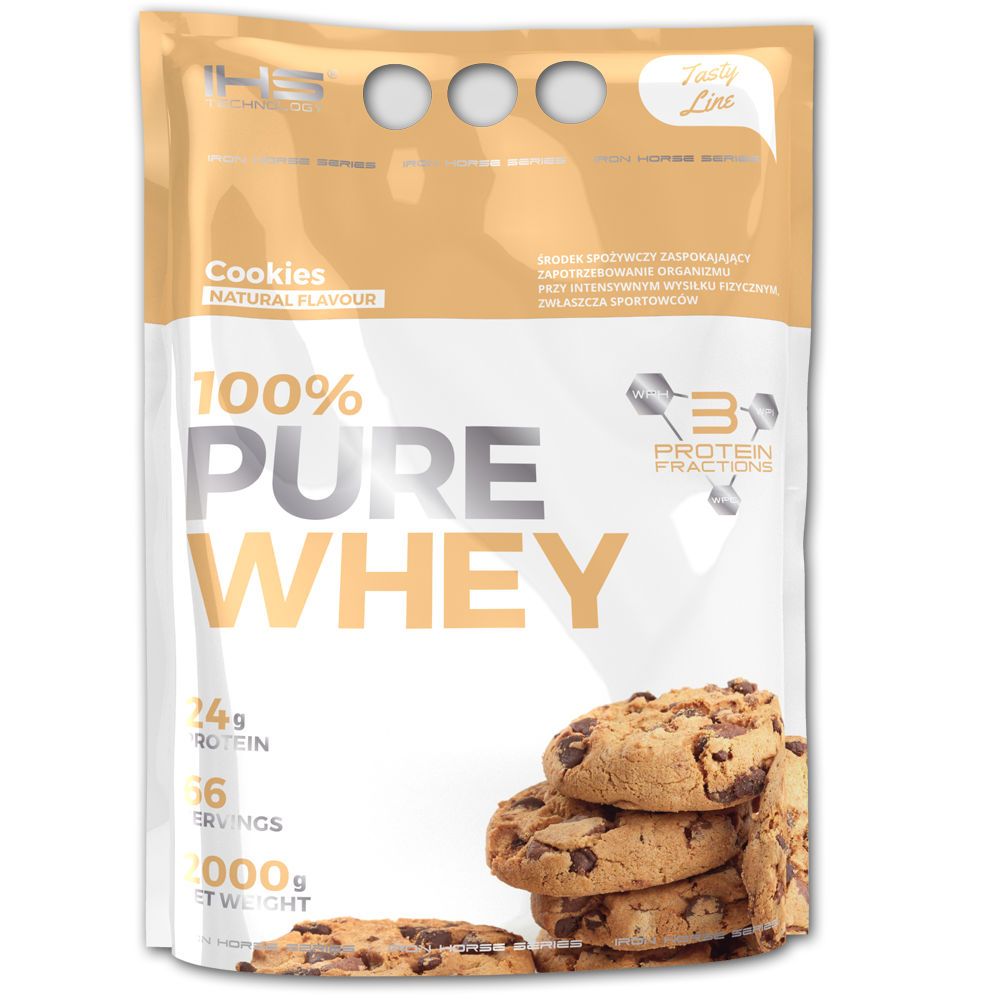 IRON HORSE SERIES PURE WHEY COCKIE