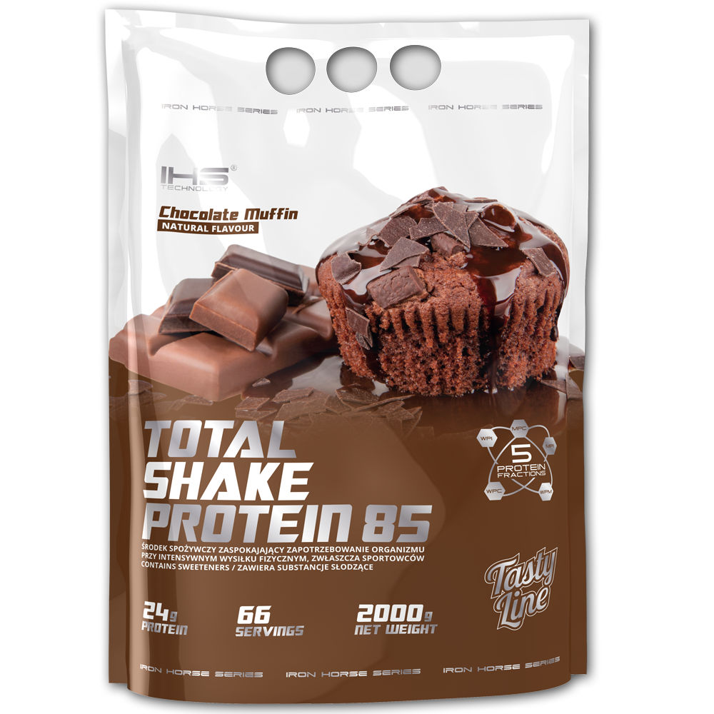 IRON HORSE SERIES TOTAL SHAKER PROTEIN