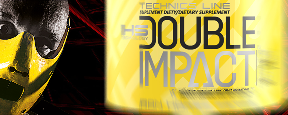 IHS TECHNOLOGY - DOUBLE IMPACT 2.0 BANNER